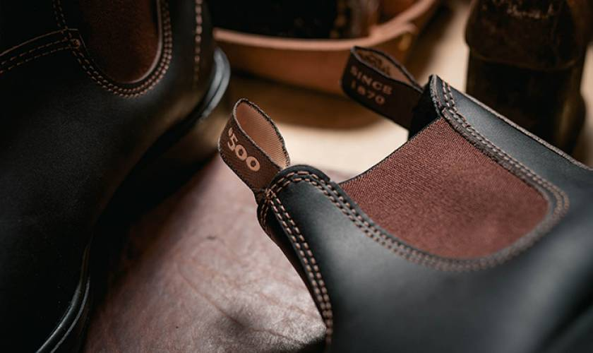 A dual anniversary for Blundstone, the brand distributed by W.P. Lavori in Corso, one of the protagonists of the Pitti Boys & Girls look