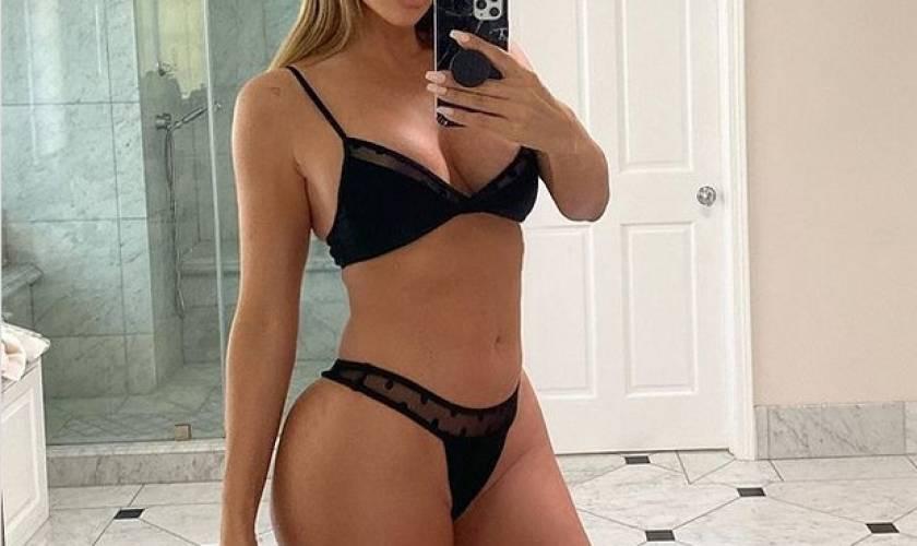 Larsa Pippen, 45, Tells Fans 'GoodMorning Sunshine' While Rocking SuperSexy Bikini