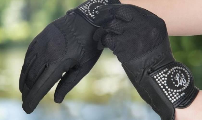 Riding Gloves Limoni