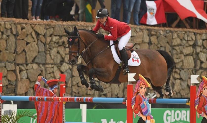 Walker's Positive Test From Pan American Games Puts Canada's Olympic Show Jumping Qualification In Question