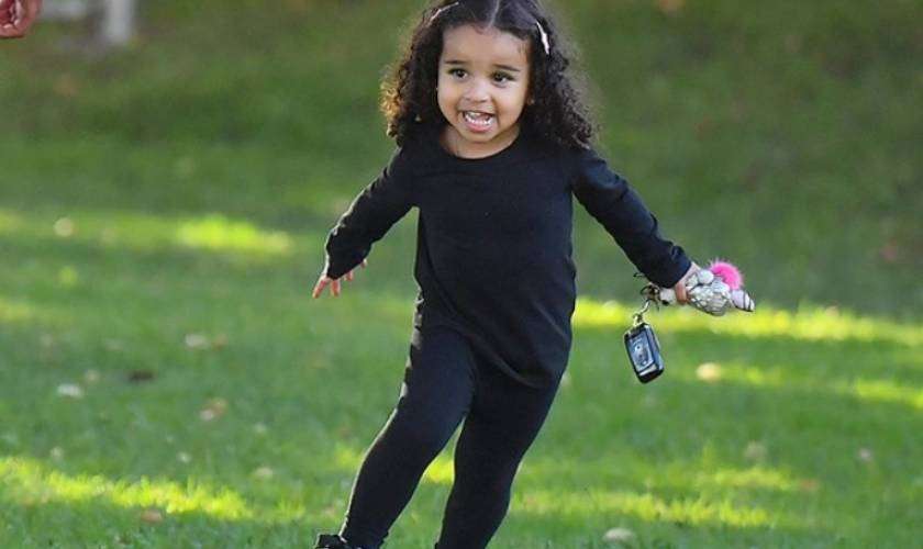 Happy 3rd Birthday, Dream Kardashian:The Cutest Photos Of Rob & BlacChyna's Daughter