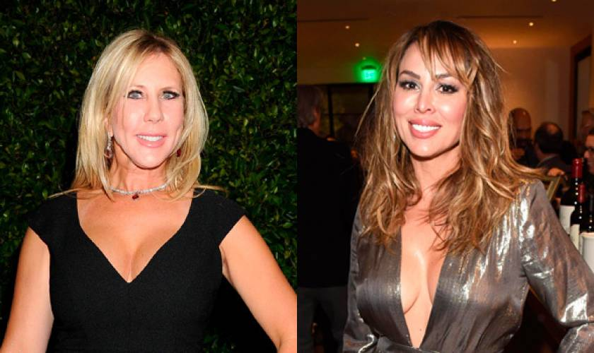 Vicki Gunvalson Accuses Kelly Dodd Of'Storyline' Engagement With RickLeventhal — 'It's Irresponsible'