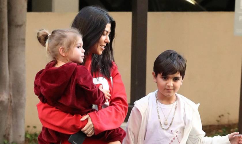 Kourtney Kardashian Gushes Over HerSons Mason, 10, & Reign, 5, OnTheir Birthday