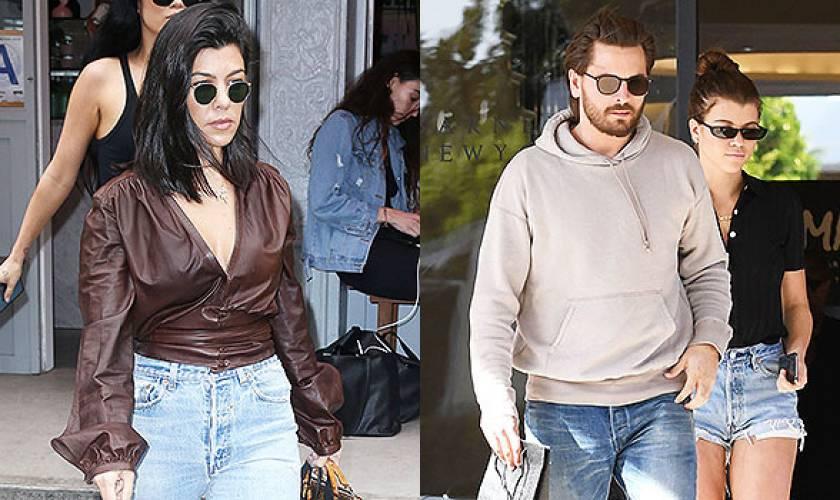 Kourtney Kardashian: How She FeelsAbout Scott Skipping Thanksgiving ForMiami Trip With Sofia