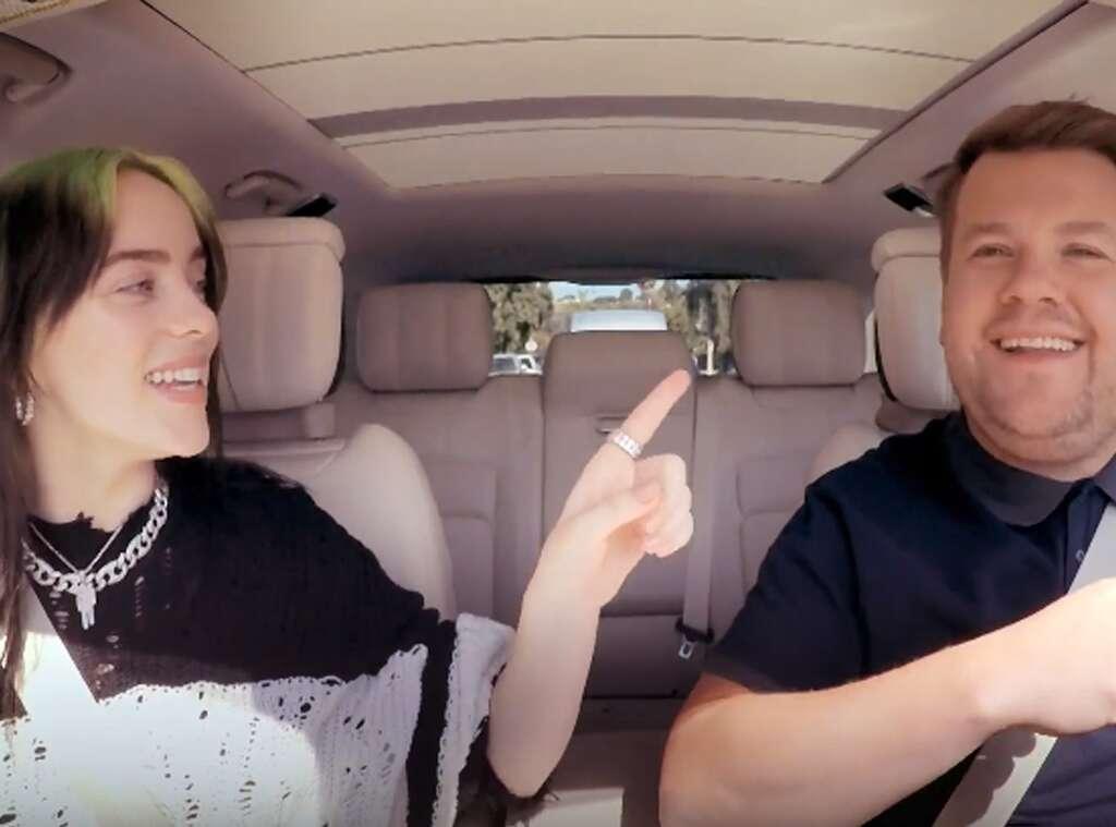 Billie Eilish Proves She's Still Justin Bieber's No. 1 Fan in Must-See Carpool Karaoke