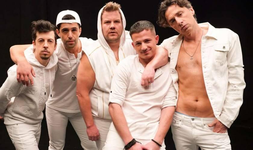 "James Corden, Zach Braff, Charlie Puth and More Drop Epic ""Boyz II Menorah"" Hanukkah Song"
