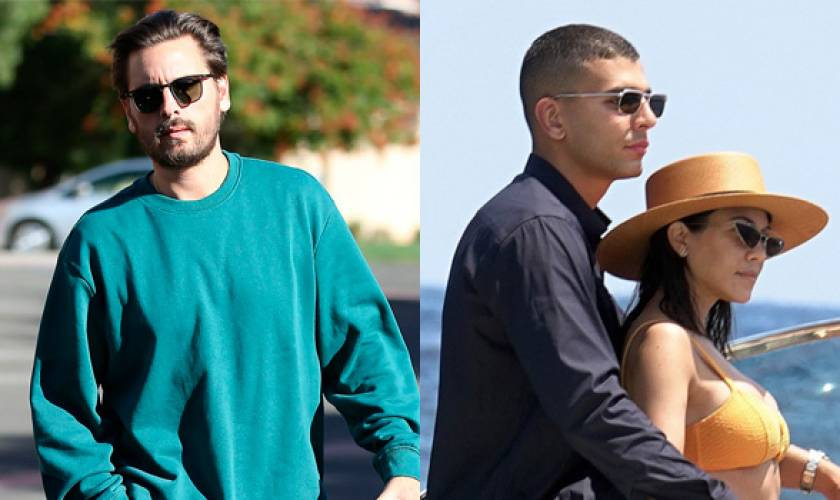 Scott Disick Finding It Hard To SeeKourtney Kardashian With YounesBendjima Due To 'His Actions'