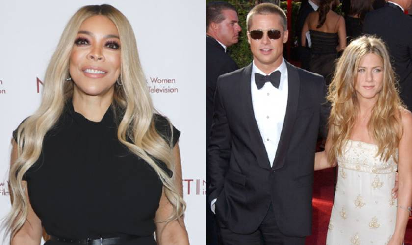 Wendy Williams Urges Brad Pitt ToReunite With Ex Jen Aniston After HeAttends Her Holiday Party