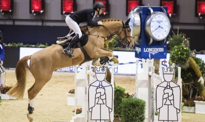 Home Ground Gold for Guerdat