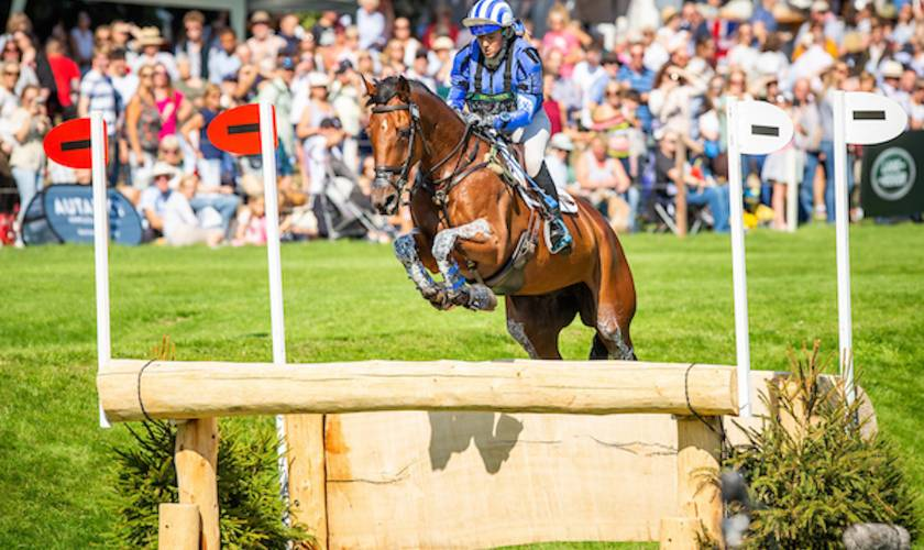 Imogen Murray: Eventing's One to Watch