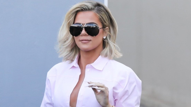 Khloe Kardashian Heads Back To WorkAfter Deciding That She Won't ReuniteWith Ex Tristan