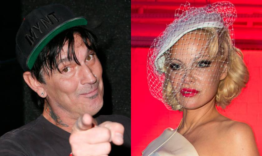 Pamela Anderson's Ex Tommy Lee: HisReaction To Her SurpriseWedding Revealed