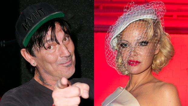 Pamela Anderson S Ex Tommy Lee Hisreaction To Her Surprisewedding