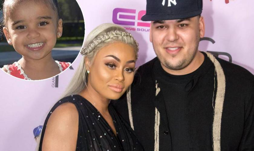 Rob Kardashian Files for Primary Custody of Dream and Accuses Blac Chyna of Hard Partying: Report
