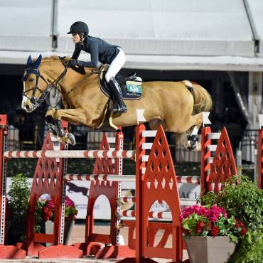 Late-Game Decision Pays Off For Springsteen At WEF 6