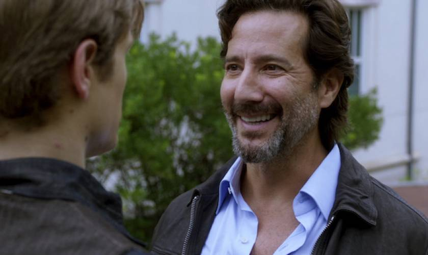 Henry Ian Cusick on MacGyver Debut: I've Never Had More Fun With a Role