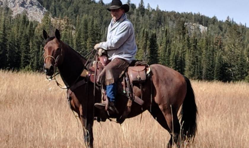 Back From The Brink: Kilkenny Cairo Heals At Her Home On The Range