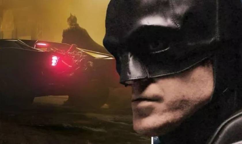 The Batman: 'HOLY S***' Fans in MELTDOWN as Matt Reeves reveals epic batmobile
