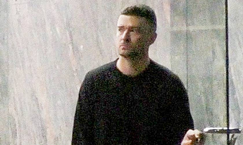 Justin Timberlake Has Fun Movie NightWith Son Silas, 4, After Jessica Is SpottedWithout Ring