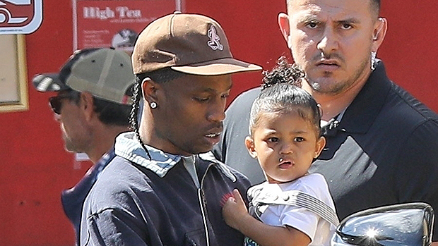 Kylie Jenner & Travis Scott Reunite ForLunch With Stormi, 2, Amidst RumorsThey're Back Together