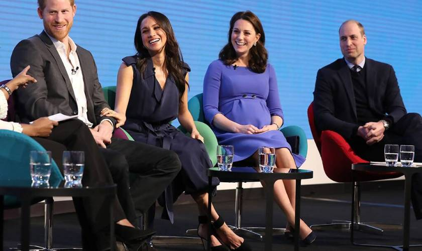 Prince Harry and Meghan Markle Set to Reunite With Prince William and Kate Middleton