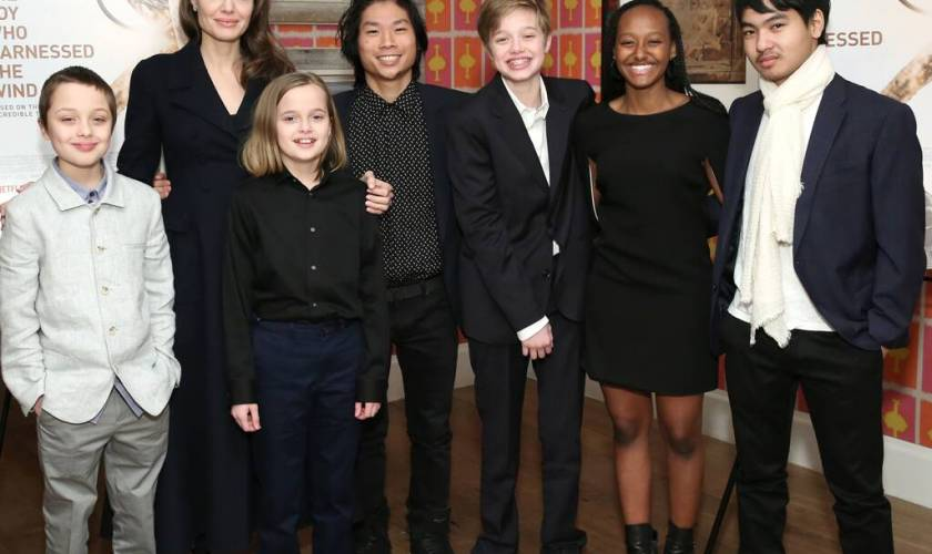 Angelina Jolie Reveals 2 of Her Daughters Recently Had Surgery